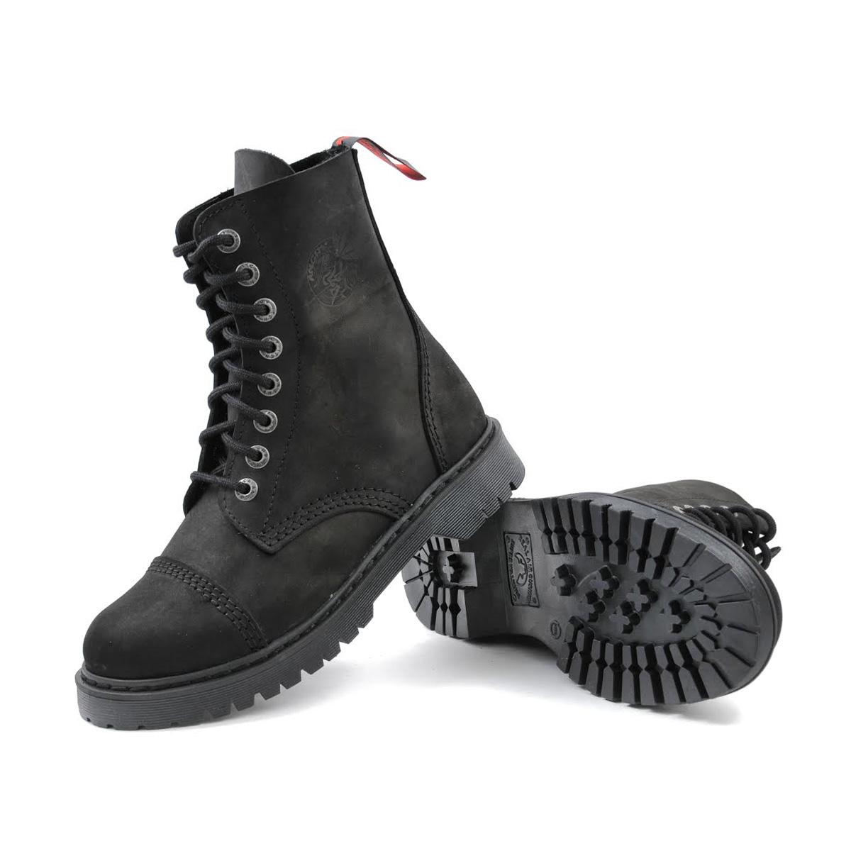 AI08L_VintageBlack_Leather_PairSole