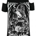 T-shirt-BURN-THE-WITCH 1