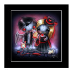 victor-and-viktoria-forever-mounted-print